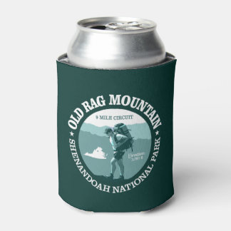 Old Rag Mountain (rd) Can Cooler