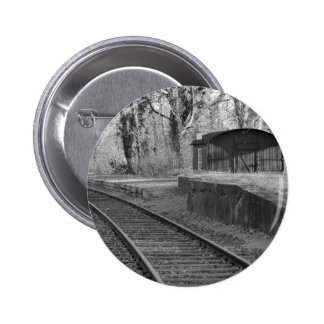 Old railway station button