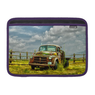 Old Ranch Truck Sleeve For MacBook Air