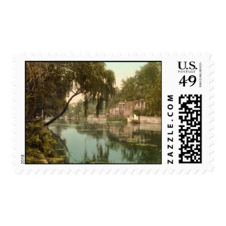 Old Reach, Thorpe, Norwich, Norfolk, England Postage
