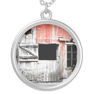 Old Red Barn Wall Jewelry