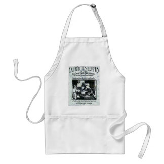 Old remedy adult apron