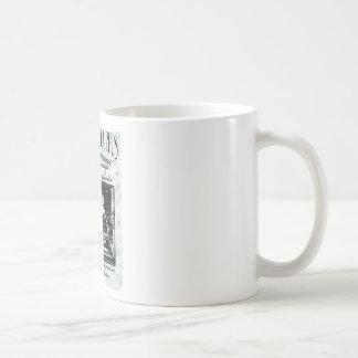 Old remedy coffee mug