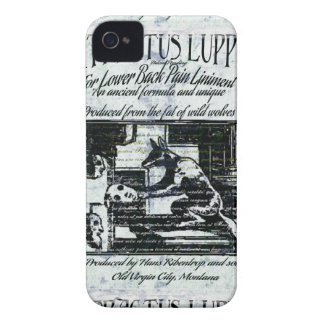Old remedy iPhone 4 Case-Mate case