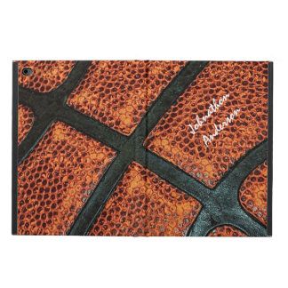 Old Retro Basketball Pattern With Name Powis iPad Air 2 Case