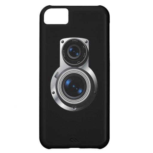 Old Retro Photo Camera iPhone 5 C Case Cover For iPhone 5C