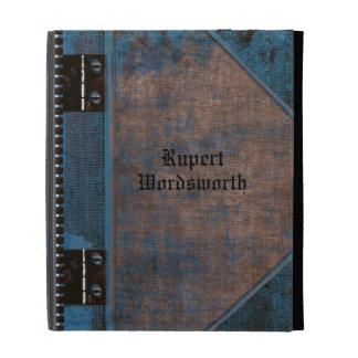 Old Rhett Book style Customizable iPad Cases