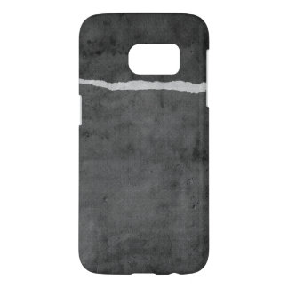 Old ripped paper samsung galaxy s7 case
