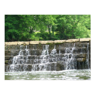 Old Rock Dam Postcard
