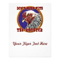 Old Rooster Flyer