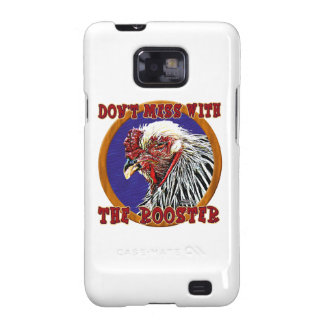 Old Rooster Galaxy S2 Cover