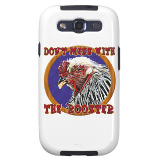 Old Rooster Samsung Galaxy S3 Cases