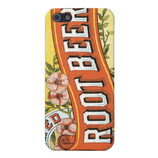 OLD ROOT BEER AD CASES FOR iPhone 5