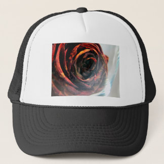 Old Rose I Trucker Hat