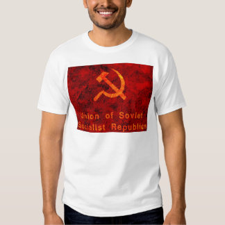 Old Russia Tee Shirt