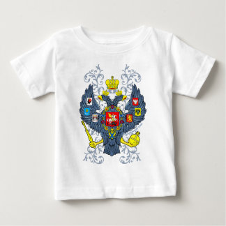 Old Russian Coat of Arms Герб Baby T-Shirt