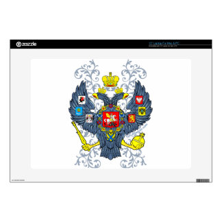 Old Russian Coat of Arms Герб Decals For Laptops