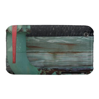 Old Rusted Green Pipe iPhone 3 Case-Mate Case