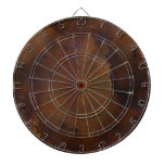 Old Rusted Look Dart Board<br><div class='desc'>Perfect for the man cave,  this custom dart board is done with graphics that give it a old rusted metal look.  Customize to add any text you want.  Perfect gift idea for the man who loves games.</div>
