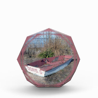 Old Rustic Row Boat Award
