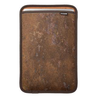 Old Rusty MacBook Air Sleeve