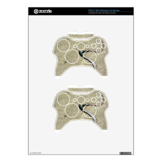 Old rusty sickles xbox 360 controller skin