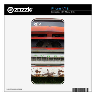 Old Rusty Skins For The iPhone 4