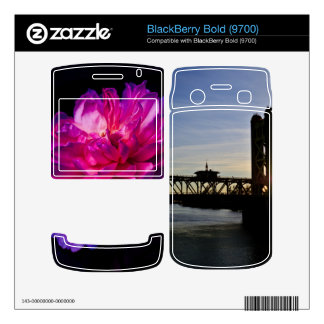 Old Sacramento Bridge BlackBerry Bold 9700 Skin