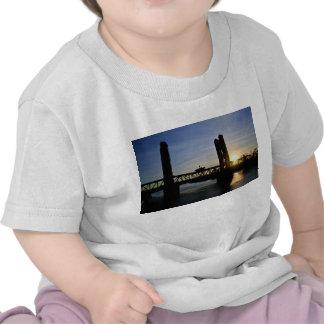 Old Sacramento Bridge T-shirts