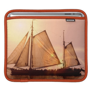 Old Sailing Ships iPad Sleeve