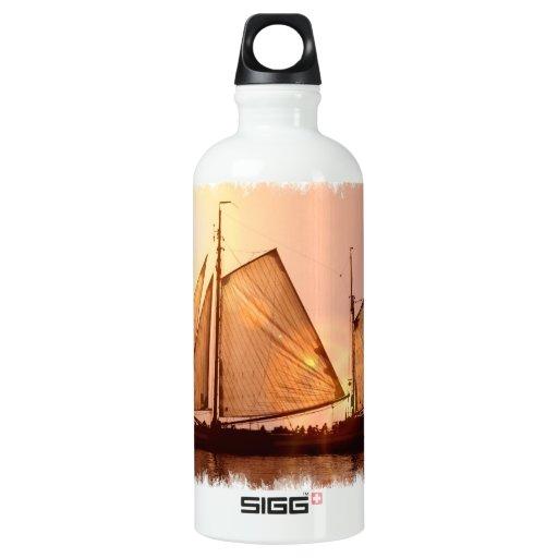 Old Sailing Ships SIGG Traveler 0.6L Water Bottle