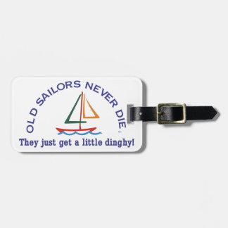 Old Sailors Bag Tag