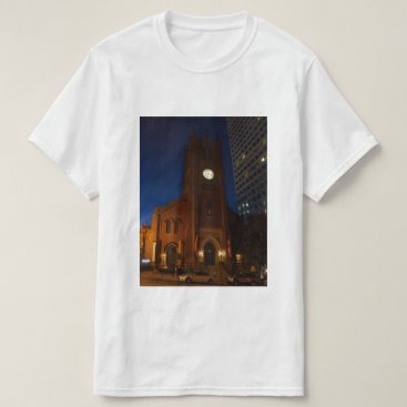 everydaylifesf Old Saint Mary's Cathedral T-shirt