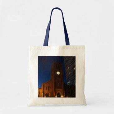everydaylifesf Old Saint Mary's Cathedral Tote Bag