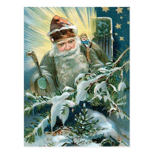 Old Saint Nicholas Post Cards