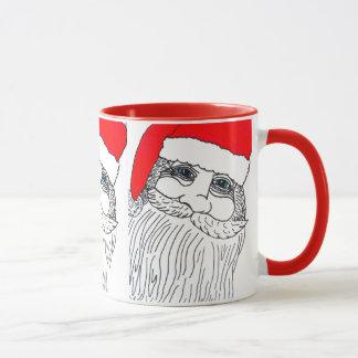 OLD SAINT NICK CHRISTMAS mug