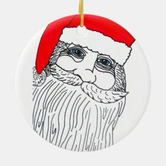 OLD SAINT NICK CHRISTMAS ornament