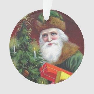 Old Saint Nick Ornament