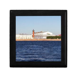 Old Saint Petersburg Stock Exchange Gift Box