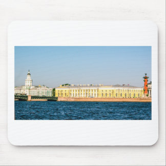 Old Saint Petersburg Stock Exchange Mouse Pad