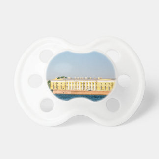 Old Saint Petersburg Stock Exchange Pacifier
