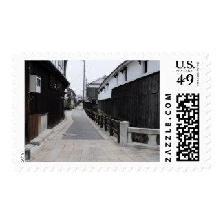 Old Samurai Residence Postage