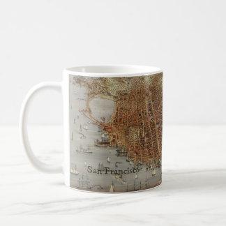 Old San Francisco Coffee Mug