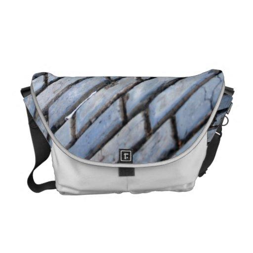 Old San Juan Cobblestone Messenger Bags