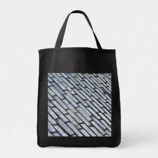 Old San Juan Cobblestone Tote Bag