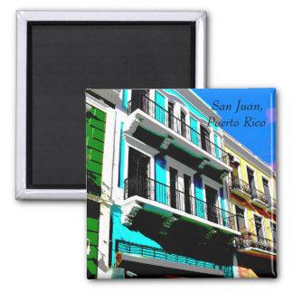 Old San Juan Magnet