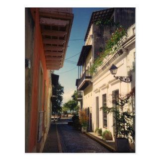 Old San Juan Postcards