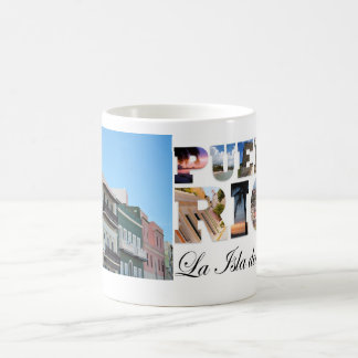 Old San Juan Puerto Rico Classic White Coffee Mug