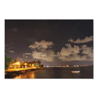 Old San Juan Puerto Rico Photo Print