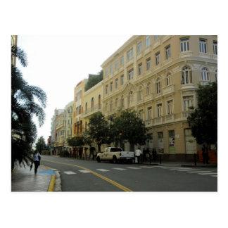 Old San Juan Puerto Rico Postcard